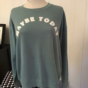 Fabulous brand new w/o tags Roxy sweatshirt